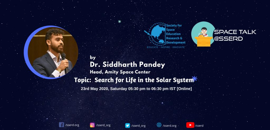 Dr. Siddharth Pandey