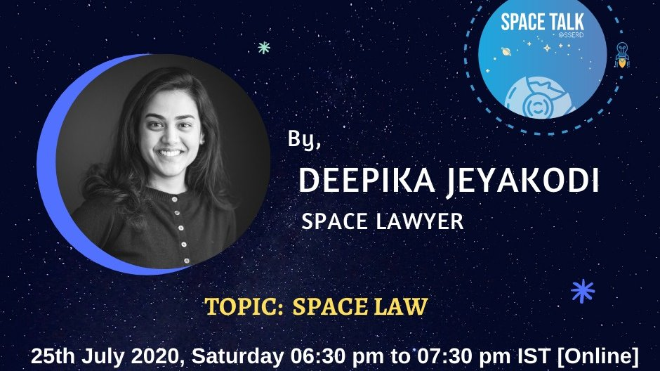 SpaceLaw Deepika